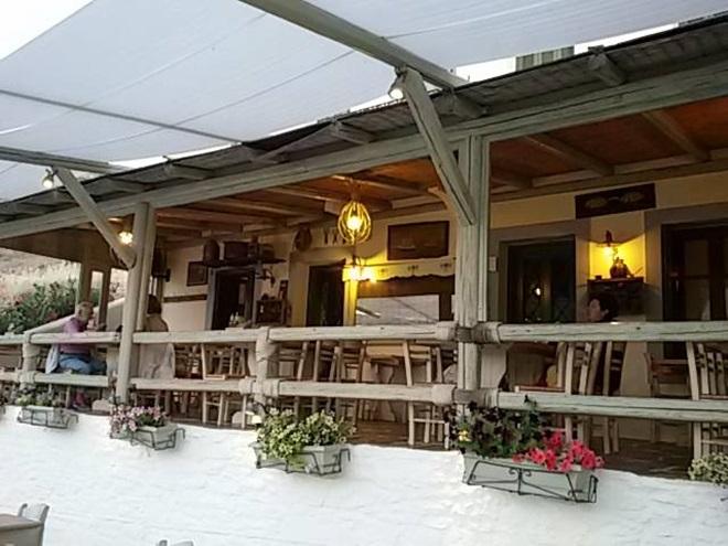 Taverna Fish Restaurant | Korissia Tzia Kea Cyclades | Steki Of Strogili