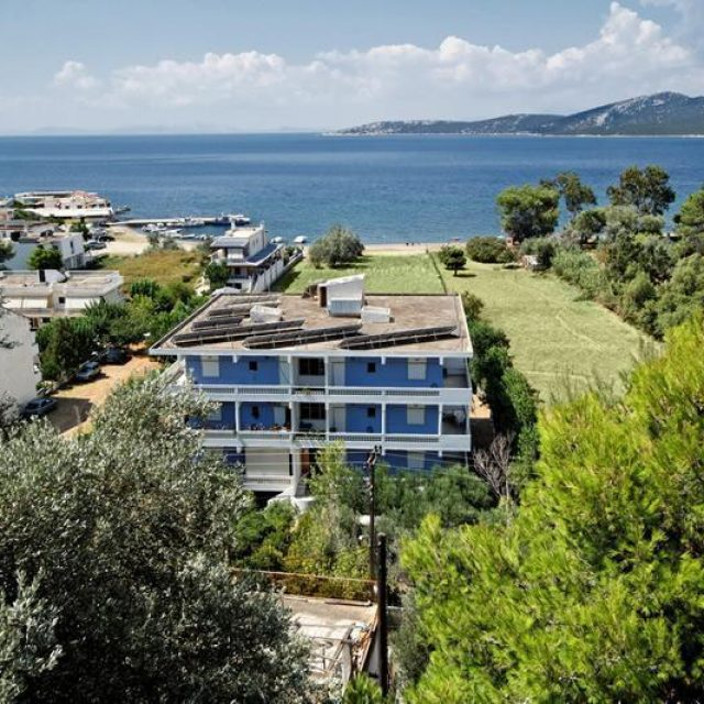 Holidays Apartments  for rent | Julia Apartments | Nea Styra Evia