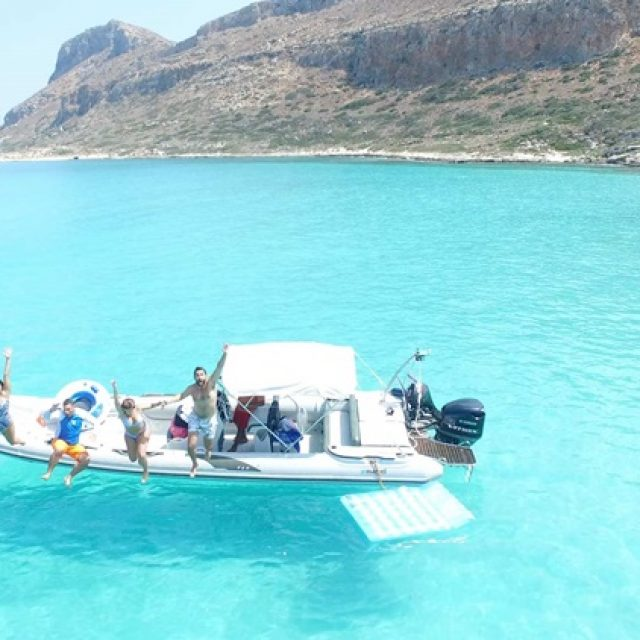 BOAT RENTALS-CRUISES CHANIA | SEA ADVENTURE