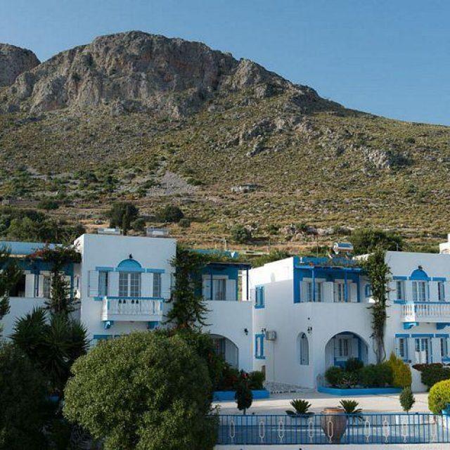 Hotel-Rent a Car | Elpiniki | Leros Dodecanese
