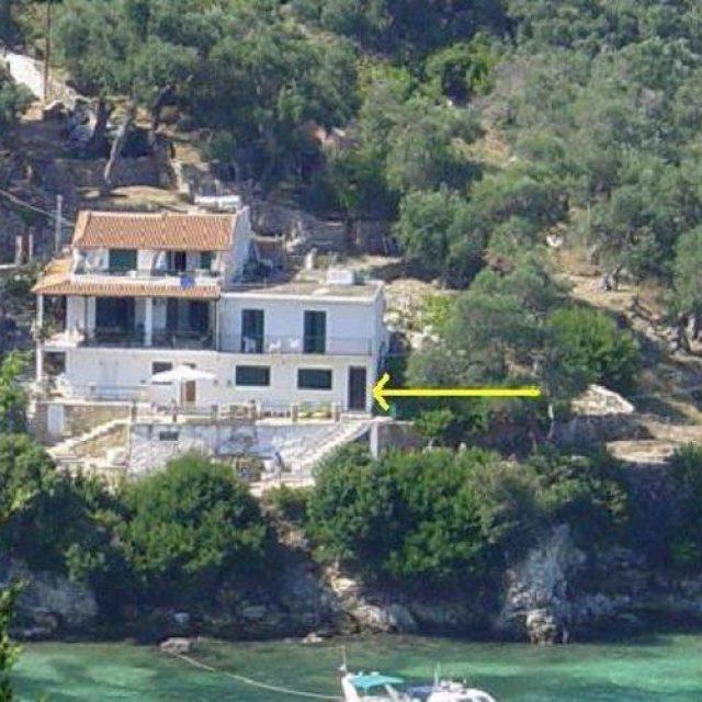 Rooms To Let Paxoi Corfu | White House