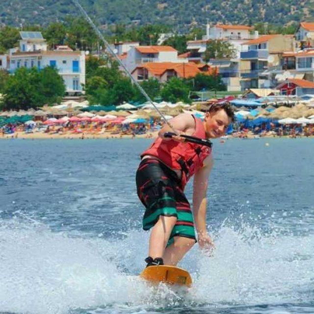 Dolphin Water Sports | Potos Thassos