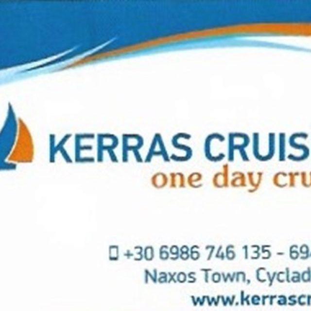 DAILY CRUISES-CHARTER-PRIVATE TOURS NAXOS | KERRAS CRUISES NAXOS