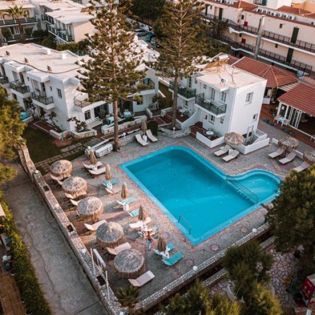HOTEL CHANIA AGIA MARINA | TROULAKIS BEACH HOTEL