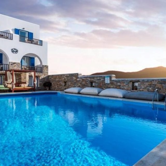 Hotel | Ios Cyclades | Ios Resort