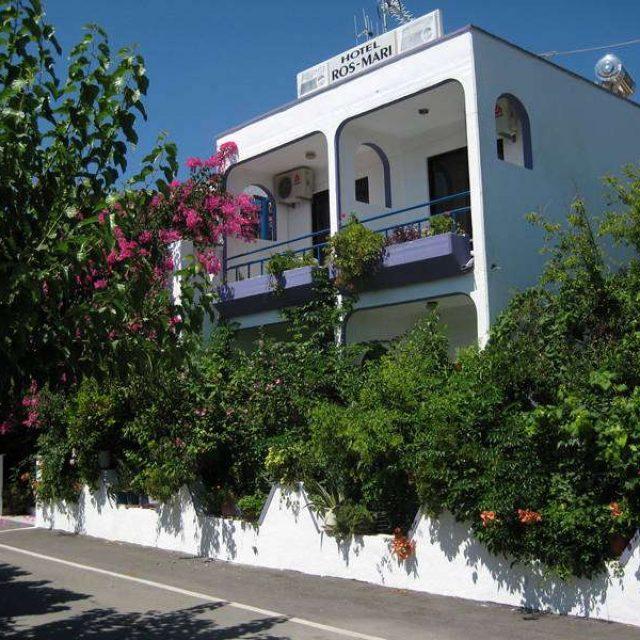 Hotel Rosmari | Archangelos Rhodes Dodecanese