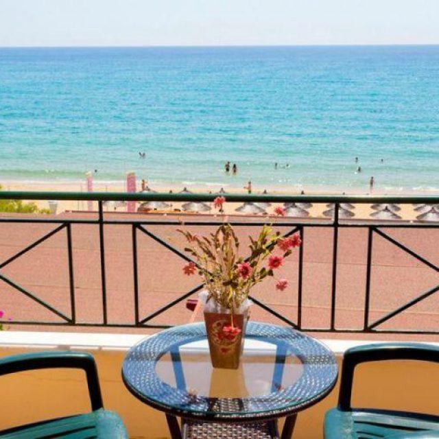 Hotel-rooms to let | Achilleas| Loutsa beach Preveza