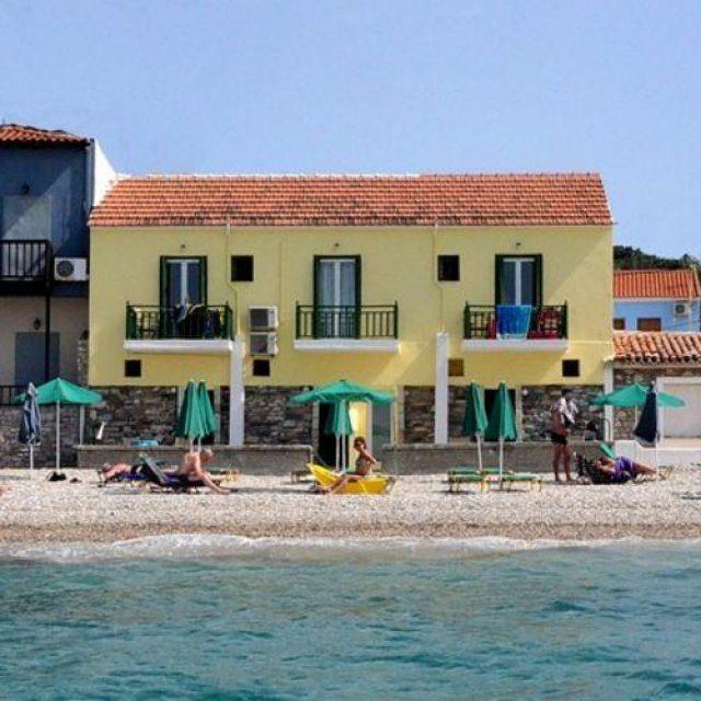Hotel-Rental Rooms | Stella Bay Rooms – Stella Beach | Samos